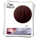 Vopsea Permanenta - Wella Professionals Illumina Color Nuanta 5/7