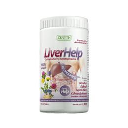 Ceai Liver Help Zenyth Pharmaceuticals, 360 g
