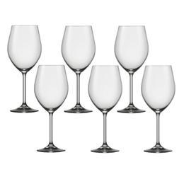 Pahar vin BOHEMIA CRISTAL HARMONY Raki set 6 buc 250ml