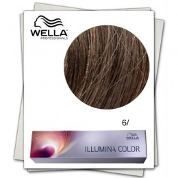 Vopsea Permanenta - Wella Professionals Illumina Color Nuanta 6/ blond inchis