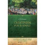 Crestinism, pur si simplu - C.S. Lewis, editura Humanitas