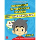 Matematica si explorarea mediului - Clasa 1 - Pregatirea pentru concursuri scolare - Daniela Berechet, editura Cartea Romaneasca