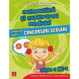Matematica si explorarea mediului - Clasa 2 - Pregatirea pentru concursuri scolare - Daniela Berechet, editura Cartea Romaneasca