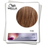 Vopsea Permanenta - Wella Professionals Illumina Color Nuanta 7/35