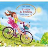 Lizetta si Bicicleta - Adela Dobran, editura Adenium