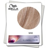 Vopsea Permanenta - Wella Professionals Illumina Color Nuanta 9/60 blond luminos violet natural