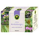 Ceai Antialergic Hypericum, 20 plicuri