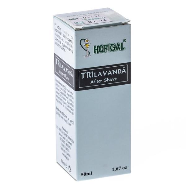 Trilavanda After Shave Hofigal, 50 ml poza