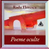 Poeme oculte - Radu Florescu, editura Charmides