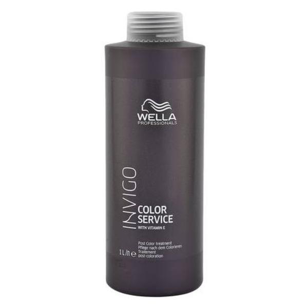 Tratament Post-Colorare - Wella Professionals Invigo Color Service Post Color Treatment, 1000ml