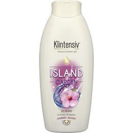 klintensiv Gel de dus Island Garden Klintensiv 500 ml de la esteto.ro