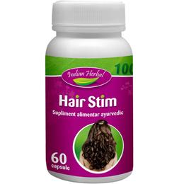 Hair Stim Indian Herbal, 60 capsule
