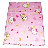 Lenjerie patut Hello Kitty, 3 piese, 120x60 cm - Happy Gifts