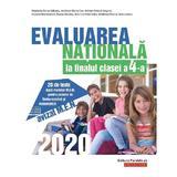 Evaluarea Nationala 2020 la finalul clasei 4 - Mirabela-Elena Baleanu, Andreea-Elena Ene, editura Paralela 45