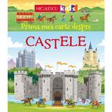 Prima mea carte despre castele - Abigail Wheatley, editura Niculescu
