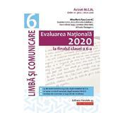 Evaluarea Nationala 2020. Limba si comunicare - Clasa 6 - Mina-Maria Rusu, Geanina Cotoi, editura Paralela 45