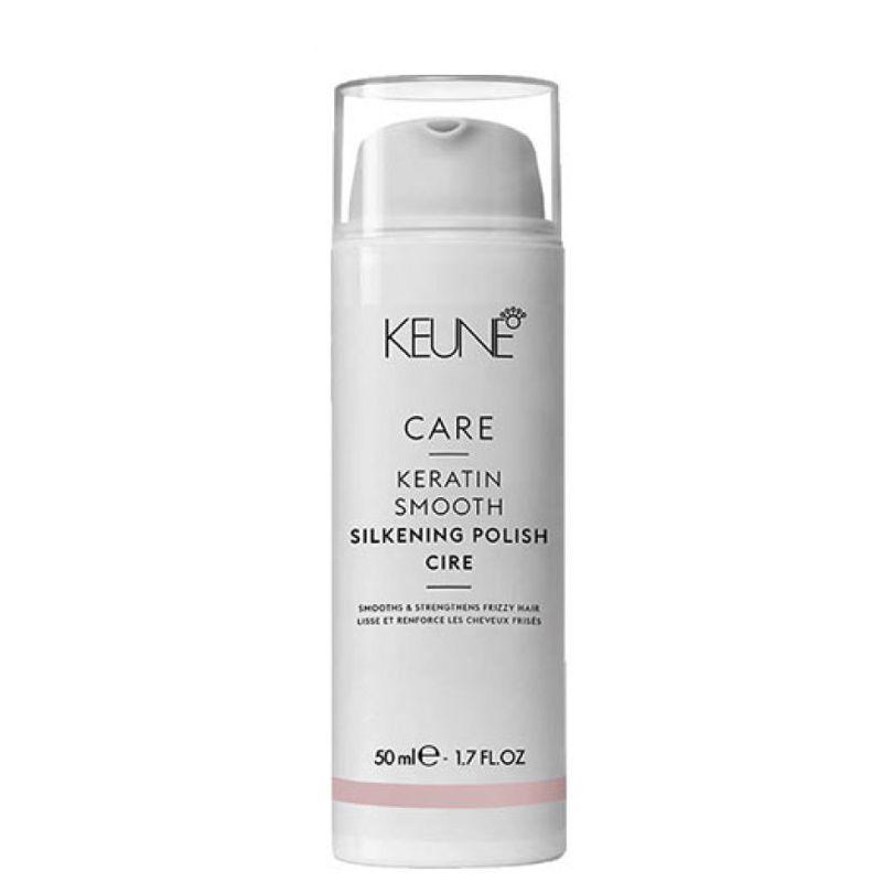 Crema Keune Care Keratin Smooth Silkening Polish Ultimate Control 50 ml imagine