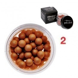 Perle Colorate - Cinecitta PhitoMake-up Professional Terra A Sfere Coloured Pearls nr 2