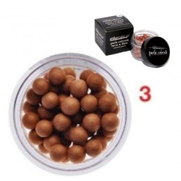 Perle Colorate - Cinecitta PhitoMake-up Professional Terra A Sfere Coloured Pearls nr 3