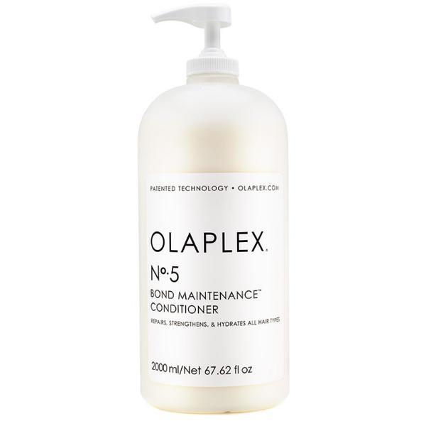 Balsam de Intretinere pentru Toate Tipurile de Par - OLAPLEX No. 5 Bond Maintenance Conditioner, 2000ml
