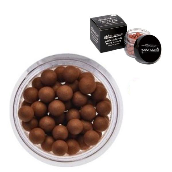 Perle Colorate - Cinecitta PhitoMake-up Professional Terra A Sfere Coloured Pearls nr 4