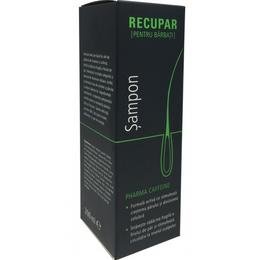Recupar Sampon Barbati Caffeine Zdrovit, 200 ml