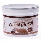 Crema pentru Masaj Cofeina Interherb, 500ml