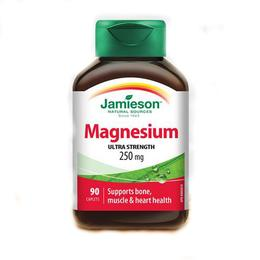 Magneziu Jamieson 250mg, 90 capsule
