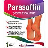 Sosete Exfoliante Parasoftin Zdrovit, 1 pereche