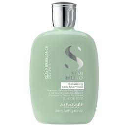 Sampon Echilibrant Anti-Sebum – Alfaparf Milano Semi Di Lino Scalp Rebalance Balancing Low Shampoo, 250ml de la esteto.ro