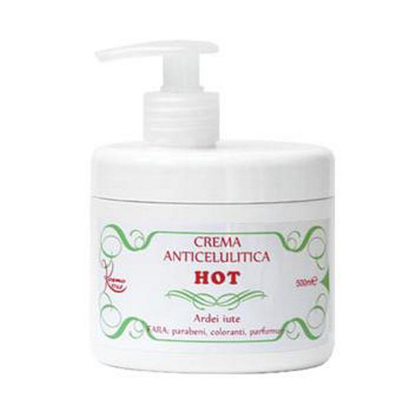 Crema Anticelulitica Hot Kosmo Line, 500ml imagine produs