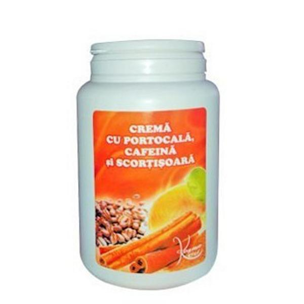 Crema cu Portocala, Cafeina si Scortisoara Kosmo Oil 1000ml imagine produs