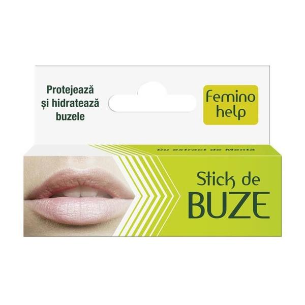 Stick de Buze Feminohelp Zdrovit, 4.8 g poza