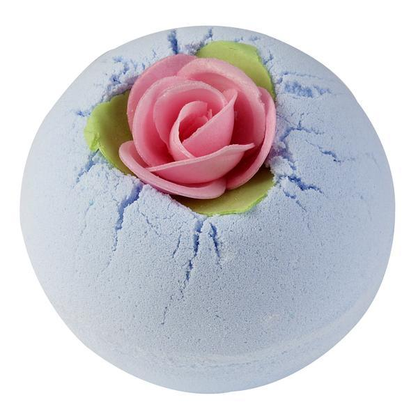 Bila efervescenta de baie Porcelain Peony, Bomb Cosmetics, 160 gr imagine produs