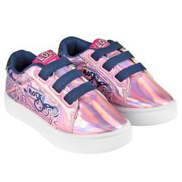 Tenisi LOL Surprise Colectia Let's be friends pentru fetite culoarea roz, marimea 28