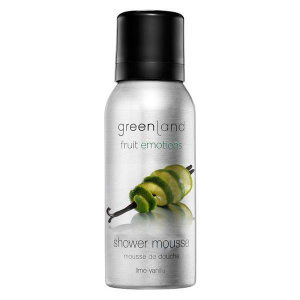 Spuma dus, cu lamaie verde si vanilie, Greenland, 50 ml imagine produs