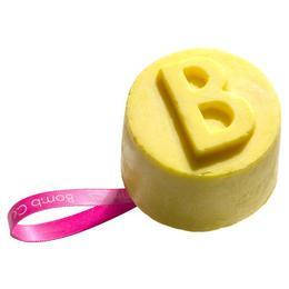 Gel de dus solid Let it Bee, Bomb Cosmetics, 50 gr de la esteto.ro