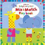 Carte pentru copii Mix Match Usborne