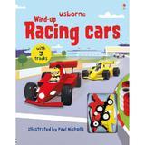 Carte jucarie masinute de curse Wind Up Racing Cars