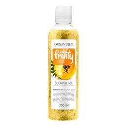 Gel de dus cu ananas si papaya, Organique, 250 ml