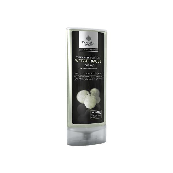 Gel de dus cu struguri albi, Dermasel, 150 ml imagine produs