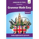 Grammar Made Easy Vol.1 - Cristina Johnson, editura Gama
