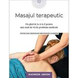 Masajul terapeutic - Maureen Abson, editura Lifestyle