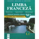 Franceza Cls 11 L1 - Mihaela Cosma, Eugenia Stratula, editura Niculescu