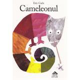 Cameleonul - Eric Carle, editura Cartea Copiilor