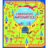 Labirinturi matematice: Adunari si scaderi - Gabriele Tafuni, editura Corint