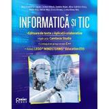 Informatica si TIC - Nusa Dumitriu-Lupan, Carmen Minca, Daniela Bejan, editura Corint