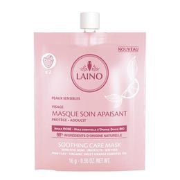 Mască calmantă cu argilă roz pentru ten sensibil Laino 16g de la esteto.ro