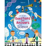 Intrebari si Raspunsuri Lift the Flap Questions about Science Usborne