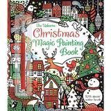 Christmas Magic Painting Book - Fiona Watt